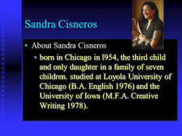 example of narrative essay a research paper samples thesis poem presentation sandra cisneros a new perspective