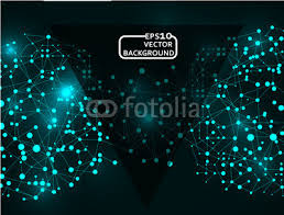 Science Poster Background Abstract Background For Design Technology And Networking