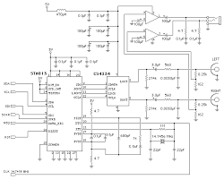 pjrc mp player  schematic diagramsschematic diagram