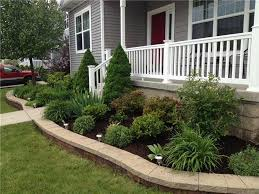 simple landscaping ideas. Front-yard-landscape (41) Simple Landscaping Ideas E
