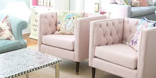my new pink chairs nate berkus for target