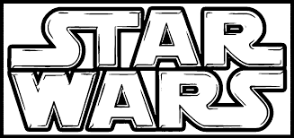 Small Picture star wars logo coloring pages star wars logo 560750 fuentes