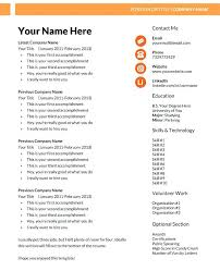 Successful Resume Templates Excellent Resume Templates Free Thesis University School Of Tn Best