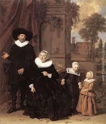 frans hals family portrait