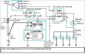 toyota surf glow plug wiring diagram dogboi info glow plug wiring diagram 7.3 idi need a new glow plug indicator thingy bj40