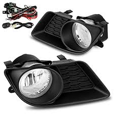 amazon com autosaver88 fog lights h10 12v 42w halogen lamp for Dodge Charger Shifter Wiring Harness For at 2014 Dodge Charger Wiring Harness