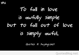 Falling Out Of Love Quotes Interesting Falling Out Of Love Quotes