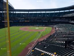 Seattle Mariners Seating Chart T Mobile Park Section 180 Seat Views Seatgeek