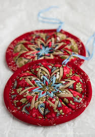 396 Best Christmas Sewing Projects Images On Pinterest  Christmas Christmas Fabric Crafts To Make