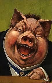 Image result for banker laugh