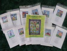 country living quilt | eBay & Foot Hill Fabric Country Living Quilt Blocks Kits #12 all complete Cute &  Fabric Adamdwight.com