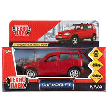 "<b>Модель автомобиля</b> CHEVY-NIVA-<b>RD</b> ""CHEVROLET NIVA"""