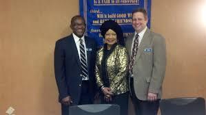 Last Week's Program Dr. Myra Gordon, Associate Provost for Diversity.  K-State | Rotary Club of Manhattan