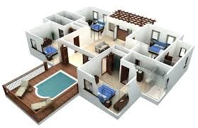 simple house plans.  Simple House Plans And Designs For 3 Bedrooms On Simple