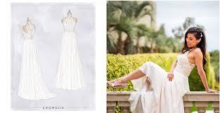 A Brides Design Wedding Dress Customizer Anomalie Raises 13m As Bridal