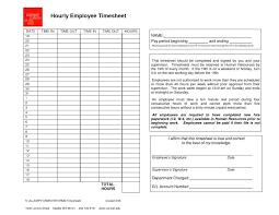 Sample Payroll Timesheet Fascinating Employee Weekly Template Timesheet Free Homefit