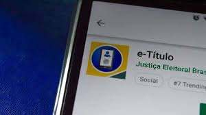 Justificativa de voto poderá ser feita por aplicativo nesta eleição - Olhar  Digital