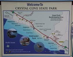 Crystal Cove State Park Moro Beach Laguna Beach Ca