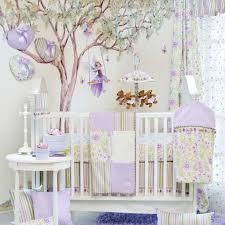 glenna jean viola 3 piece crib bedding set