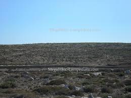 Megalithic Lampedusa Large Stone Circles