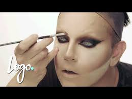 rupaul s drag race ruvealing shannel s medusa look makeup tutorial logo