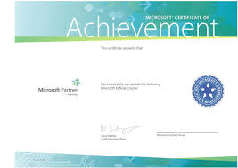 Certifications Microsoft Visual Studio Certificari En