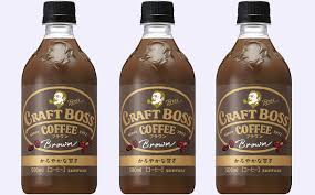 Japan's number one selling coffee in a can, boss coffee, has launched in australia and new zealand with a campaign, 'how japan can'.the campaign, created by clemenger bbdo sydney, highlights. Suntory Boosts Its Craft Boss Iced Coffee Line With Brown Variant Foodbev Media