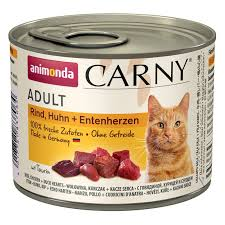 <b>Animonda Carny Adult</b> 6 x 200g Wet Cat Food | Top deals at zooplus