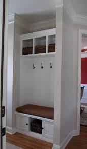 Built In Mudroom Artisan Living Spaces Llc Custom Designed Built Ins That Will