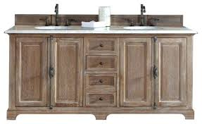 Vanities Rustic Double Vanity Large Size Of Bathroom Double