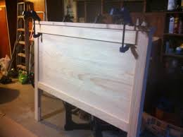 ana white reclaimed wood headboardqueen sized diy projects and headboard queen