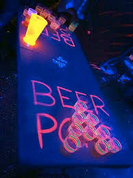 lighting for parties ideas. we used to have blacklight parties like this all the time at old aparemnt til lighting for ideas