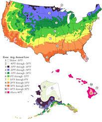 Usda Plant Hardiness Zone Map Plant Zones Gardening Zones