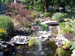 Backyard Pond Sound Of Flowing Water Could Make Your Outdoor Relaxing Much More