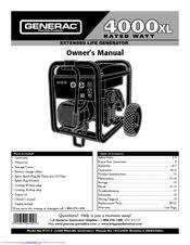 Generac Power Systems 4000xl 9777 2 Manuals