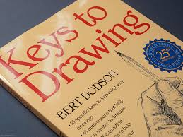 my favourite book on drawing is keys to drawing review by bert dodson the instructions are straightforward lessons are short and fun