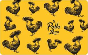 El Pollo Loco Gift Card   Kroger Gift Cards