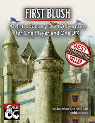 First Blush - Dungeon Masters Guild   Dungeon Masters Guild