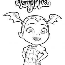 Vampirina Coloring Pages Disney Junior The Best Coloring Pages