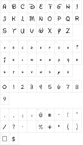 Walt Disney Script Scarica Gratis Il Font Mr Webmaster Font