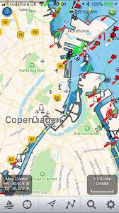 Danish Vector Marine Charts For Seanav Pocket Mariner