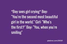 A Beautiful Girl Quote Best of Most Beautiful Girl In The World Quotes