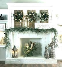 fireplace mantel decorating ideas for spring best hearth images on mantels decor summer