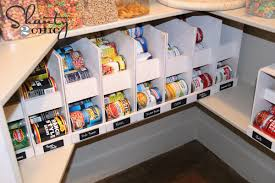 want to free up shelf space this wall mounted canned food organizer will make a great addition to your pantry