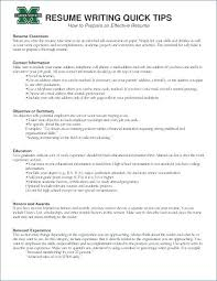Should A Resume Have An Objective Wht S Resume Objective For Student