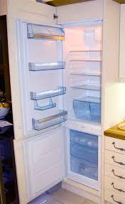 integrated oven integrated fridge freezer