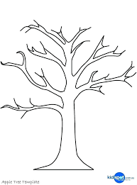 Blank Family Tree Template Free Premium Template Family Tree Branches Template Tree Outline With Branches Tree
