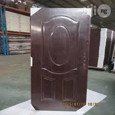 Metal Doors Ark & Metal Door With Handle Rivets And A Grate As In ...