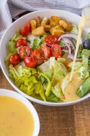 olive garden italian salad dressing copycat