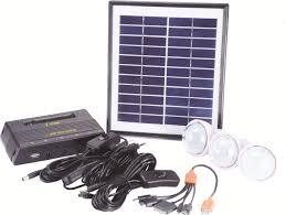 Solar Home Light Set Luminark Solar Home Lighting Set Of 6 Amazon In Garden